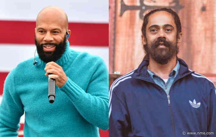 Common teams up with Damian Marley for 'What Do You Say (Move It Baby)' remix