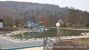 Freibad Schiltach/Schenkenzell - Bislang keine Öffnungsperspektive - Schwarzwälder Bote