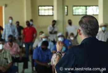 Gobierno comprará toda la cebolla disponible a productores de Natá para el Plan Panamá Solidario - La Estrella de Panamá