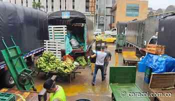 Líderes del paro permitieron el paso de alimentos en Boyacá - Caracol Radio