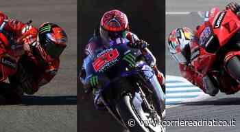 Moto Gp, Quartararo in crisi. Trionfo Ducati: a Jerez vince Miller, 2° Bagnaia e 3°... - corriereadriatico.it