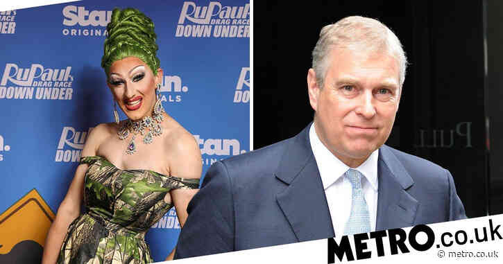 Rupaul's Drag Race Down Under star Anita Wigl'it slays with savage Prince Andrew joke