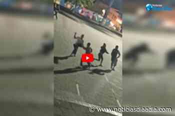 «Parada»: Enfrentamiento criminal por control de la Plaza Mayor de Fusagasugá, Cundinamarca - Noticias Día a Día