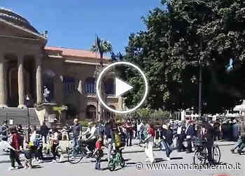 Festa della Mamma a Palermo, centro città affollato di gente: tra chi fa shopping e passeggiate - VIDEO - Mondopalermo.it
