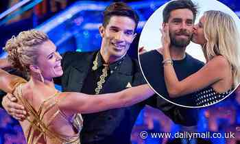 Strictly pro Nadiya Bychkova insists the show's curse helps put an end to bad relationships