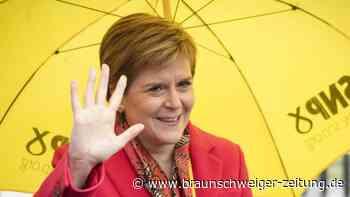 Nach Wahl in Schottland: Sturgeon deutet Unabhängigkeitsreferendum 2022 an
