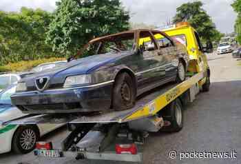 Auto abbandonate, Corsico lancia una campagna per il controllo su tutto il territorio - PocketNews.it