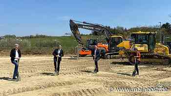 Spatenstich für neue Tankstelle in Rottendorf - Main-Post