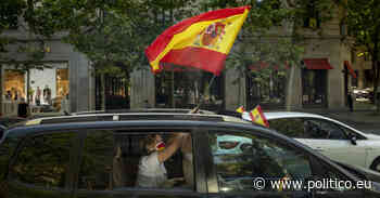 Spain rings in end of coronavirus curbs with boisterous street parties - POLITICO Europe