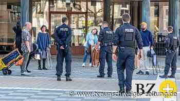 Wolfsburger Querdenker-Aktion von der Polizei aufgelöst
