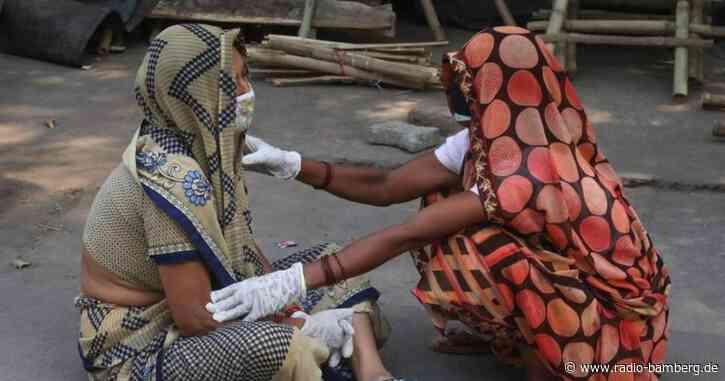 Indien: Erneut mehr als 4000 Corona-Tote an einem Tag