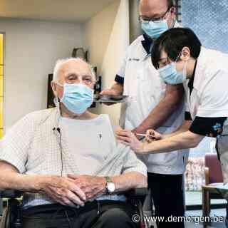 Jos Hermans (96), eerste Belg die coronavaccin kreeg, is overleden