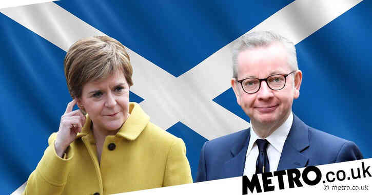 Scottish referendum battle begins as Sturgeon says blocking it would be 'absurd'