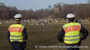 Corona-Eskalation in München: Video aus dem Englischen Garten aufgetaucht - 19 Polizisten verletzt