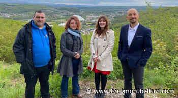 Elections Départementales 2021 : Canton de Bavans, Inès Baquet-Chatel et Fabrice Frichet candidats - ToutMontbeliard.com