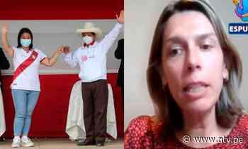 "Urpi Torrado: ""El debate de Chota fue positivo para Keiko Fujimori"" - ATV.pe"