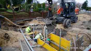 Bauarbeiten in Rellingen: SH Netz tauscht Kabel in Drosselstraße aus | shz.de - shz.de
