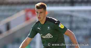 Plymouth issue update after Newcastle youngster Kell Watts' worrying injury