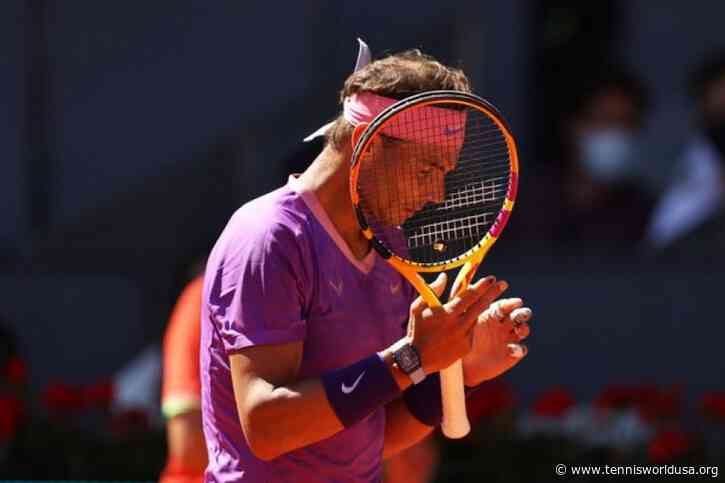 Rafael Nadal embraces worst clay-court Masters 1000 streak in a career