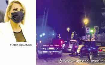 Raid incendiario all'ex consigliera di Torre del Greco, lo sdegno del sindaco: «Episodio vergognoso» - Metropolis