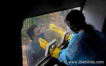 Coronavirus | Health department orders hospital fever clinics to be converted to COVID clinics - The Hindu
