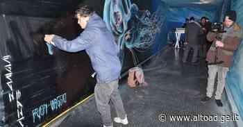 Stop alle scritte vandaliche: arriva il corso di murales - Alto Adige