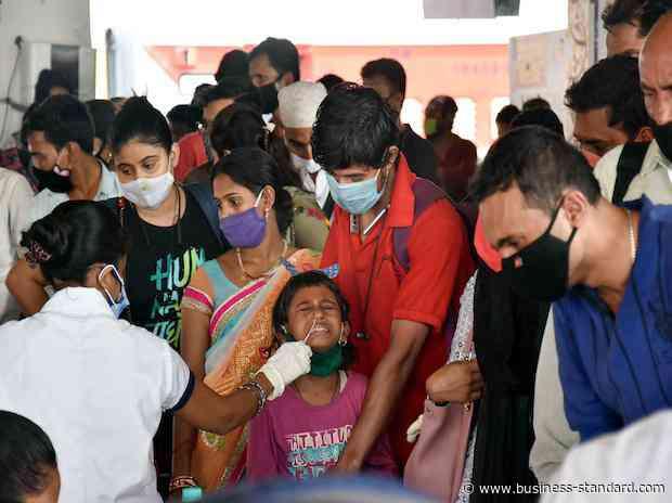 Coronavirus LIVE: Mumbai reports just 2,403 new cases; 35,801 in Kerala - Business Standard