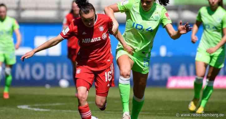 1:1 in Wolfsburg: FCBayern-Frauen auf Kurs Meisterschaft