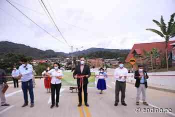 Plan Copesco Nacional impulsa la ruta del café en Villa Rica - Agencia Andina