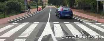 Vimercate: via Rota riaperta al traffico, ora si lavora attorno al monumento ai Caduti - Il Cittadino di Monza e Brianza