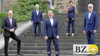 Sie führen Wolfsburgs SPD in die Kommunalwahl