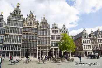 Bekende gildehuizen op Grote Markt komen vrij: fraai, maar niet zo oud als ze eruitzien - Gazet van Antwerpen