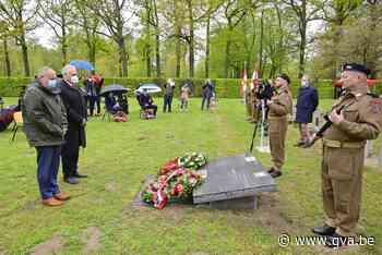 """Monument voor Poolse soldaten op Schoonselhof: """"Grootste wens van mijn vader"""" - Gazet van Antwerpen"""