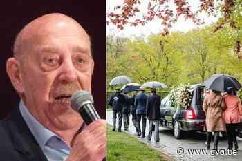 """Afscheid van Stranger Bob Van Staeyen (84): """"Plechtigheid wa... - Gazet van Antwerpen"""