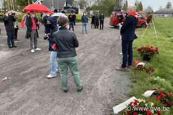 Samenkomst tegen fascisme aan Fort van Breendonk (Willebroek) - Gazet van Antwerpen