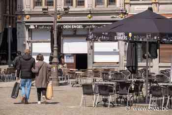 """Café Den Engel op Grote Markt in Antwerpen klaar voor memorabele heropening: """"Voor iedereen hoog tijd"""" - Gazet van Antwerpen"""