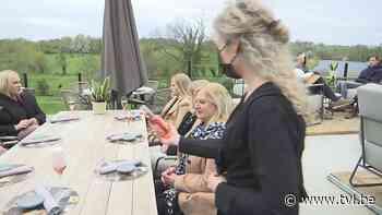 In Voeren bewijzen de terrassen zich als toeristische trekpleister - TV Limburg