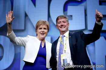 SNP deputy leader Keith Brown calls for Indyref2 'at earliest possible opportunity'