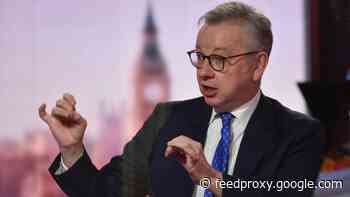 Michael Gove says majority voted for parties opposed to a second independence referendum