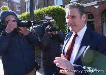 Sir Keir Starmer to carry out reshuffle of his shadow cabinet team