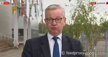 Michael Gove says talk of another Scottish independence referendum is a distraction