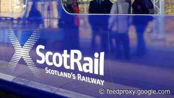 Scotrail services: Major cancellations on host of services due to strike action
