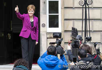 Politics LIVE: Reaction as Boris Johnson writes to Nicola Sturgeon following SNP election win