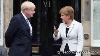 In full: Boris Johnson's letter to Nicola Sturgeon