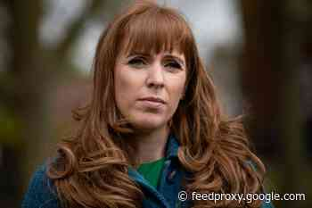 Angela Rayner sacked as Labour party chairman