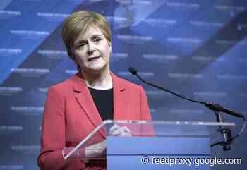 Nicola Sturgeon: Indyref2 'a fundamental democratic principle'