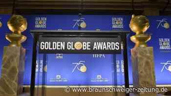 Filmpreise: Stars gehen Reformen bei Golden Globes nicht weit genug