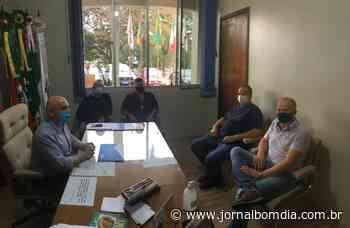 Jacutinga: em busca de reforço para saúde regional - Jornal Bom Dia