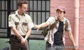 The Walking Dead plot hole: Fans uncover major mistake with Rick Grimes tank scene - Express
