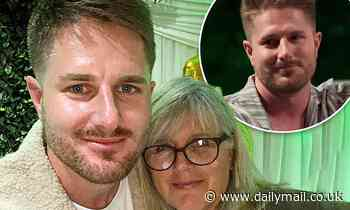 MAFS' Bryce Ruthven delivers abackhanded compliment to his mum on Mother's Day